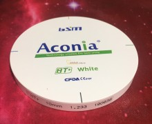 Zirconia Aconia HT+ BSM-D98*10 (Phôi đĩa)