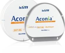 Zirconia Aconia SHT-ML A2 BSM-D98*12