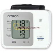 Bộ đo huyết áp điện tử Omron HEM-6121