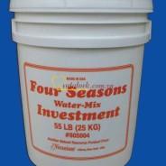 Bột đúc khung Bốn mùa 25kg/thùng