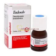 DD làm mềm chất trám ống tủy Endosolv