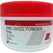 Zinc Oxide Masterdent 454g