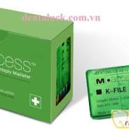 Trâm nội nha M.Access (H-file, K-file, Reamer)