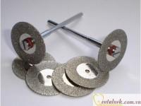 Đĩa cắt kim cương không cán