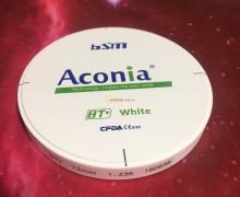 Zirconia Aconia HT+ BSM-D98*12 (Phôi đĩa)