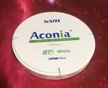 Zirconia Aconia HT+ BSM-D98*14 (Phôi đĩa)