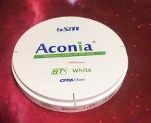 Zirconia Aconia HT+ BSM-D98*20 (Phôi đĩa)