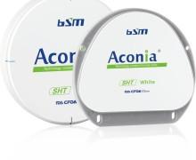 Zirconia Aconia SHT BSM-D98*14 (Phôi đĩa)