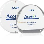 Zirconia Aconia ST BSM-D98*14 (Phôi đĩa)