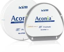 Zirconia Aconia ST BSM-D98*18 (Phôi đĩa)