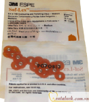 Đĩa Sof-Lex 3M ESPE C (màu nâu)
