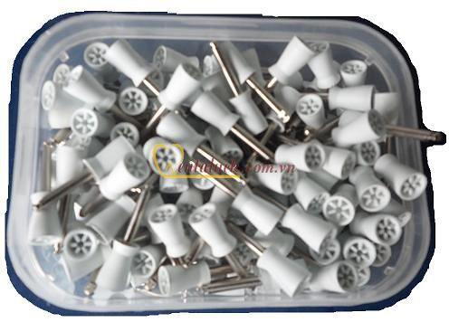 Đài cao su đánh bóng TPC Polishing Cups (144c/hộp)