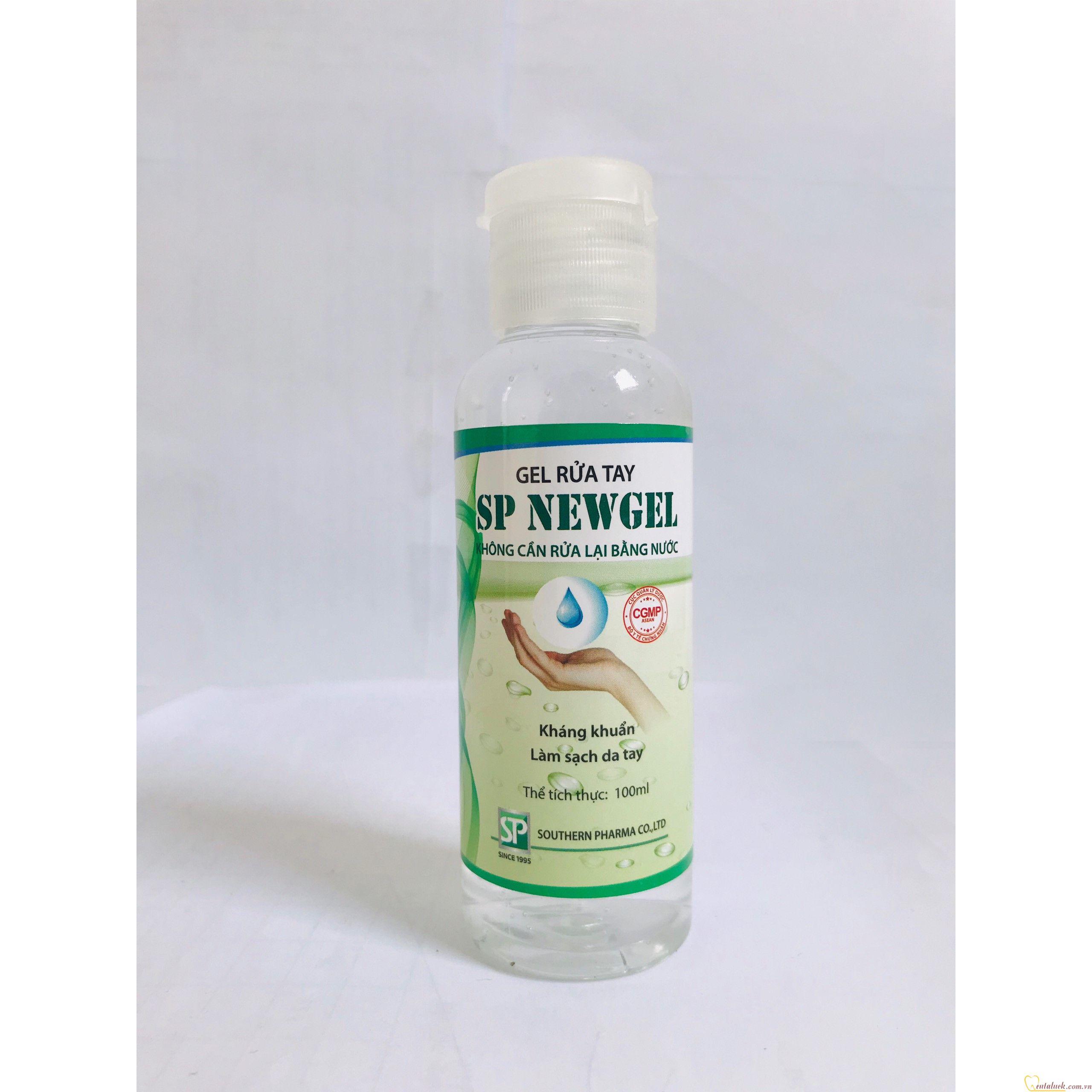 Gel rửa tay khô NEWGEL 100ml/980ml