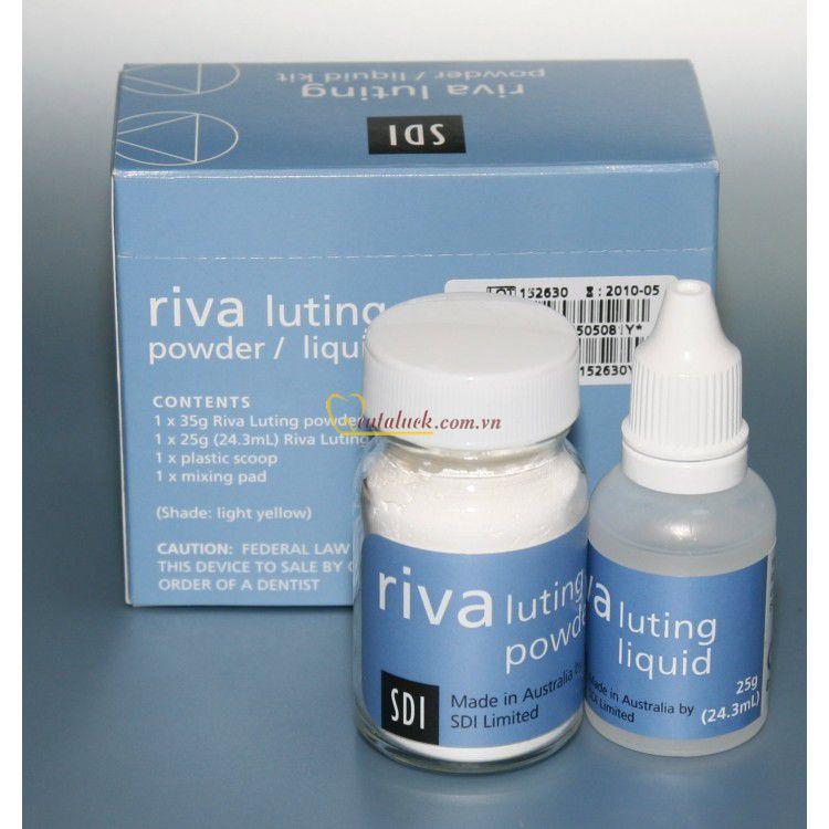 Cement gắn Riva luting SDI (35g:20ml)