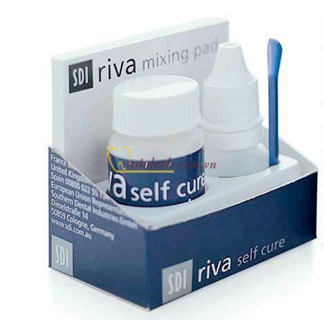 Cement trám Riva SDI (15g:8g)
