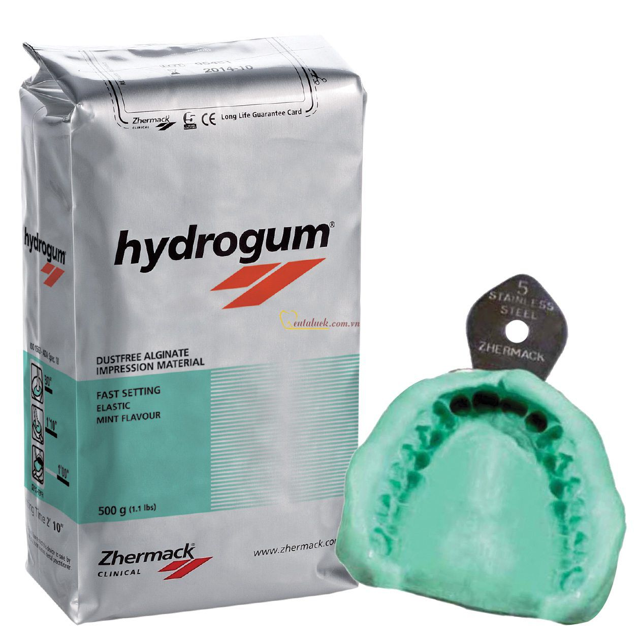 Chất lấy dấu Hydrogum 500g