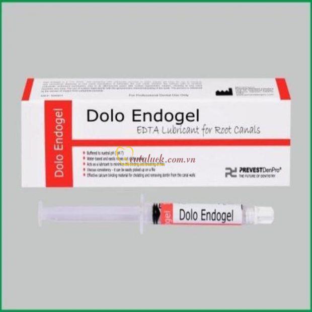 Bôi trơn ống tủy Dolo Endogel 3g