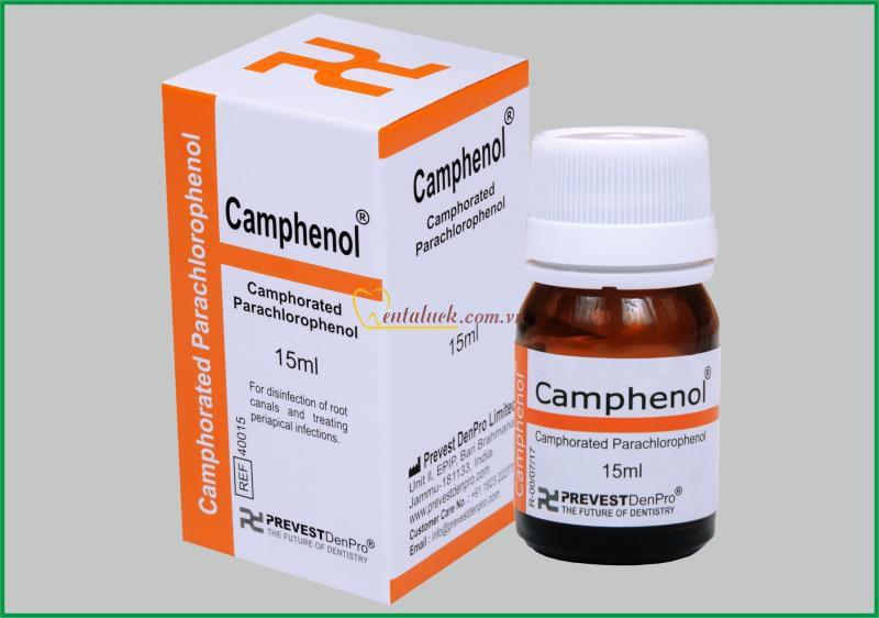 Sát trùng tủy sống Camphenol 15ml