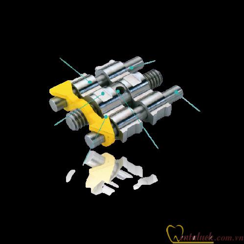 Ốc nong chỉnh nha 2 chiều Magnum (hàm trên)