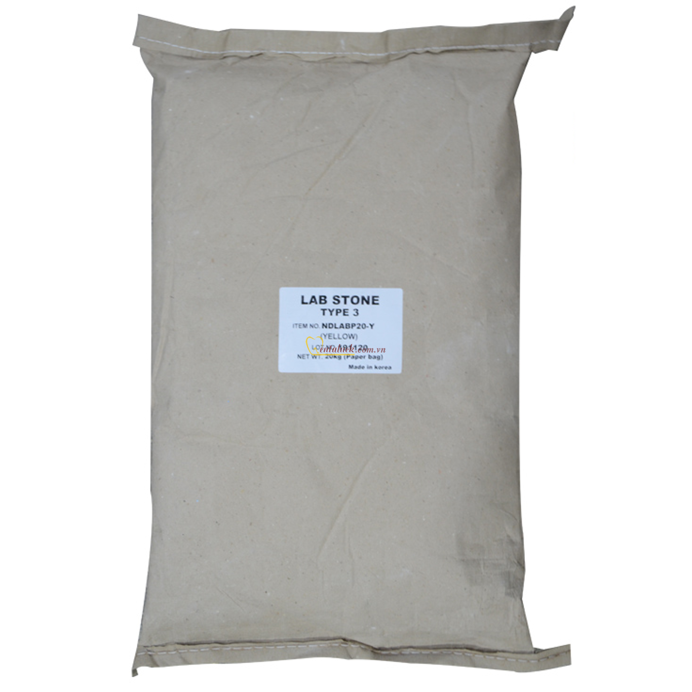 Thạch cao cứng LAB STONE T3 (20kg/bao)