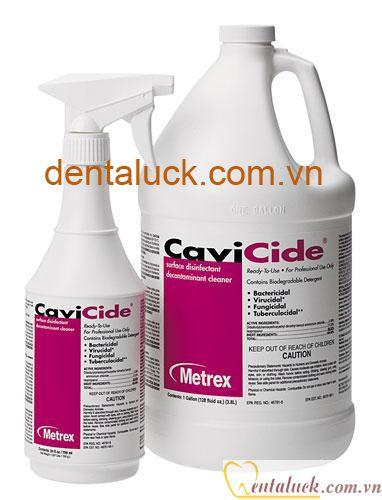 Khử trùng lạnh CaviCideSray