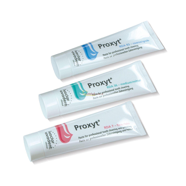 Proxyt – past đánh bóng răng