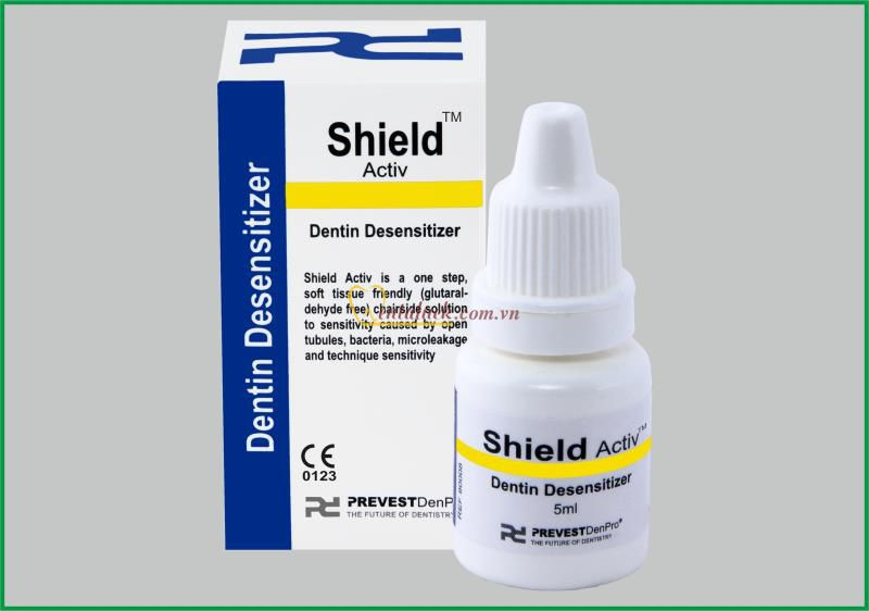 DD chống ê buốt Shield Activ 5ml