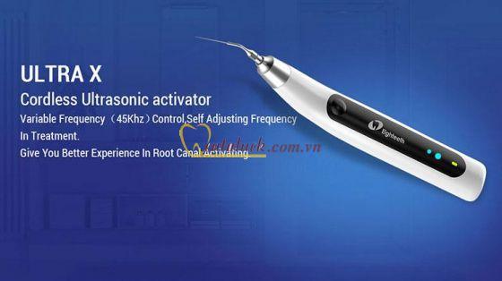 Ultrasonic Activator (Máy rung rửa siêu âm)