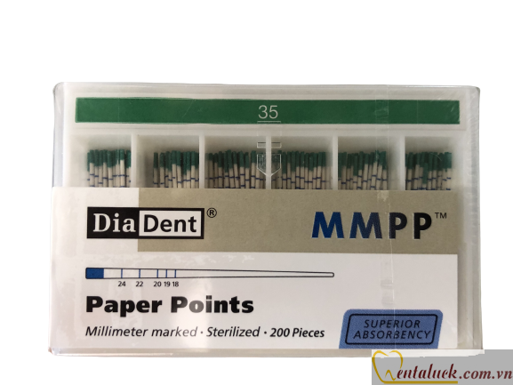 Cone giấy Paper có vạch số 35