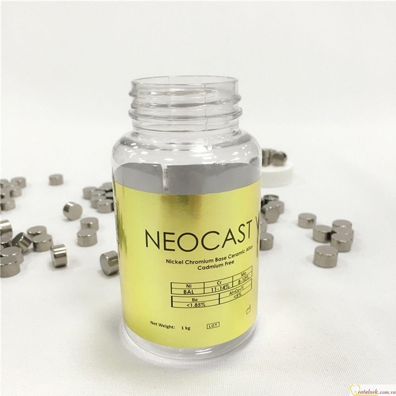 Kim loại sứ NEOCAST V