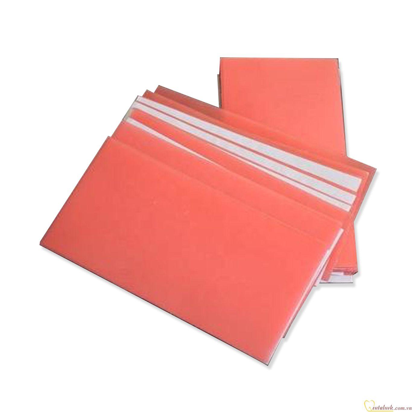 Sáp hồng nền (lá) TQ 500g/hộp lớn